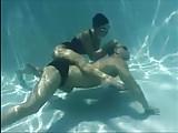 femdom amazon swimmer