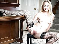 PornstarTease - Watch Irirs Rose tease you and masturbate