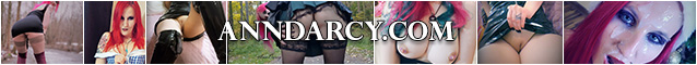Ann Darcy - Naughty goth girl