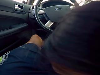 FakingsVR - Highway Heat: my gf is an exhibitionist slut