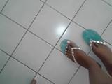 Baby walk shoe