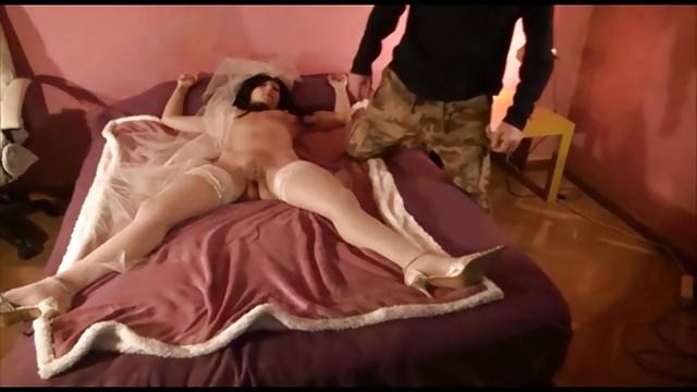 Бдсм с невестами видео