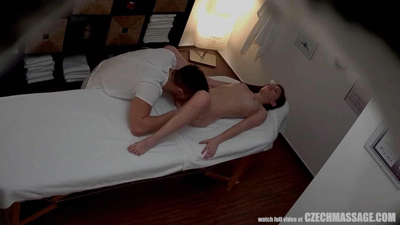 dag tijd massage voyeur