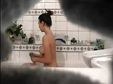 no banho