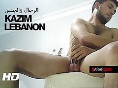 Cute and hard Arab gay bad boy