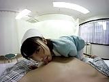 ZENRA JAV VR Outgoing Hospital Nurse Kana Morisawa