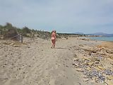 Lisa (Alcudia nudist beach 2)