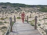 Lisa (Alcudia nudist beach 3)