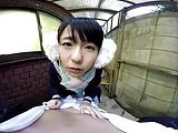 ZENRA JAV VR Izumi Imamiya Teasing After Band Class