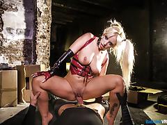 BaDoinkVR.com Investigation Penetration With Harley Quinn
