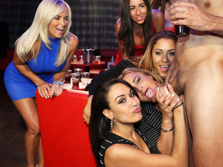 Bachelorette party sex video