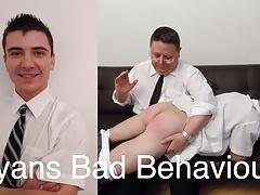 Ryans Bad Behaviour!
