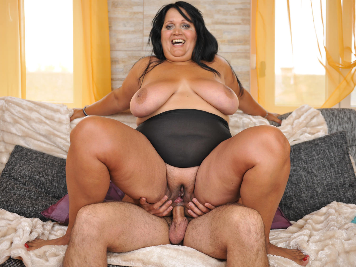 Bbw stockings spread pussy hd something is