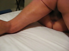 Hotwife Lisa and hubby have hot MMF with young stud Pt 3