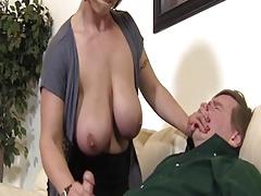Big Tit Handjob