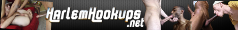 HarlemHookups is your new site for the hottest bareback amateur videos