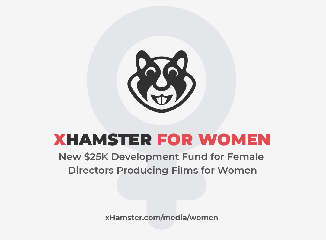 "xHamster Launches $25K Fund to Develop ""Porn for Women"""
